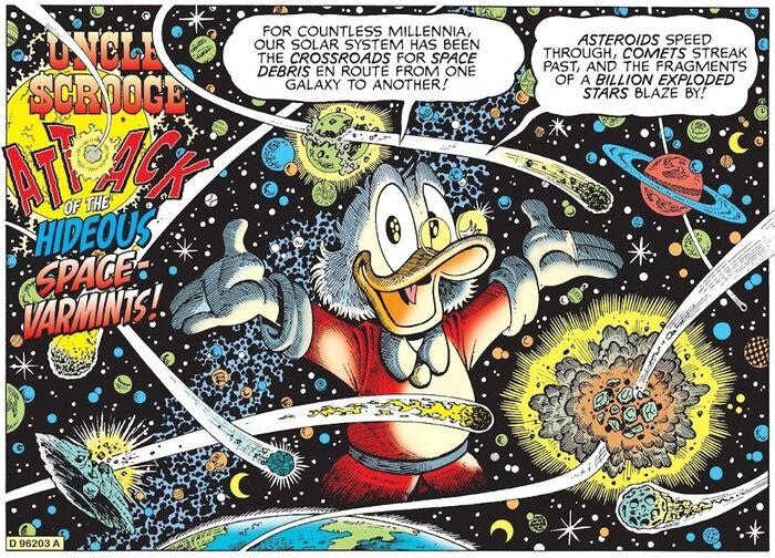 L'attaque des abominables monstres de l'espace! bandeau