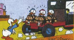 Riri, Fifi et Loulou Duck 4