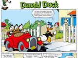 Donald se met au golf