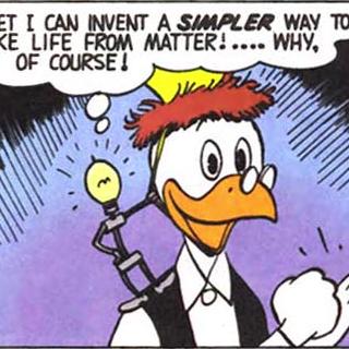 Filament et Géo dessinés par Carl Barks dans <i><a href=