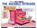 L'intrus invisible