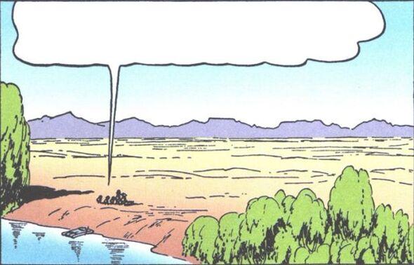 Les sept cités de Cibola planche 16 case 2