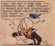 Le secret de la mer des Sargasses - extrait 8