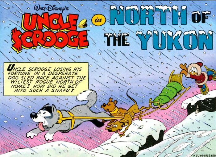 Au Nord du Yukon bandeau
