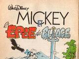 Mickey et l'épée de glace