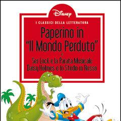 Couverture de la série italienne <i>I Classici Della Letteratura</i> n<sup class=
