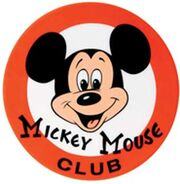 Logo Mickey Mouse Club