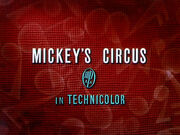 Le Cirque de Mickey