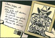 Buck Picsou Le Cow-boy des Badlands