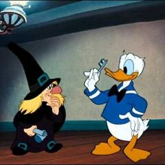 Donald avec <a href=