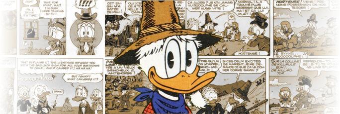 Bandeau Joseph Duck