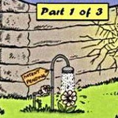 Une chèvre et un mur fissuré utilisés dans <i><a href=