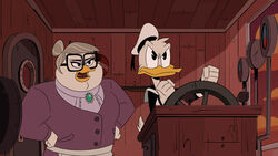 Donald et Mamie Baba