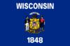 Drapeau du Wisconsin
