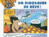 Un dinosaure de rêve
