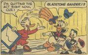 Donald roi du trapèze! - extrait 6