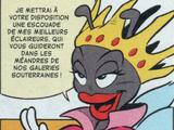 Reine des fourmicoptères