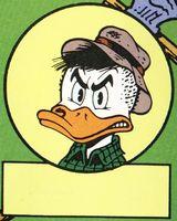 Abner Duck par Don Rosa