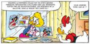 Daisy découvre sa nouvelle mission de pigiste