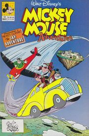 Mickey Mouse Adventures n°10