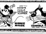 Histoire de Mickey Mouse