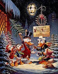 Christmas Duck 1