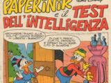 Fantomiald & le test d'intelligence