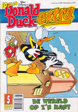 Donald Duck Extra n°1997-05