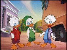 Riri, Fifi et Loulou Duck 9