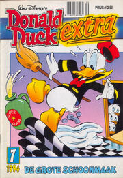 Donald Duck Extra n°1994-07