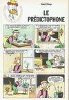 Le prédictophone