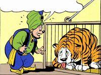 Le tigre éreinté planche 6 case 6