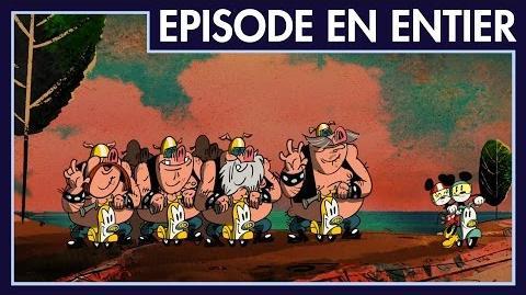 Mickey Mouse Mickey et les motards - Épisode intégral - Exclusivité Disney