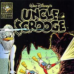 Illustration réalisée par Bob Foster, Phil Ortiz et Dave Hunt, utilisée dans le <i>Uncle $crooge</i> n°274 de janvier 1993.