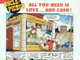 All you need is love... and cash !