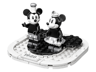 LEGO 21317 Steamboat Willie 2