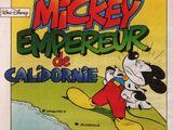 Mickey empereur de Calidornie