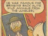 Swashbuckle Duck