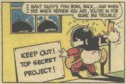Donald et la soucoupe volante! - extrait 6