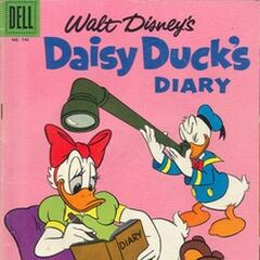 Couverture de <i>Four Color Comics</i> n°743.
