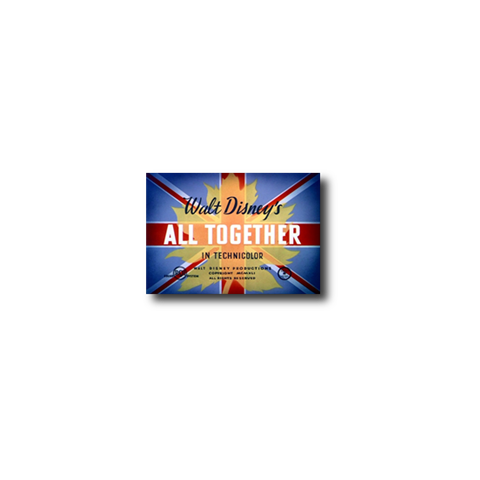 Le <i>title card</i> de <i>All Together</i>.