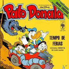 Couverture de la revue brésilienne <i><a href=