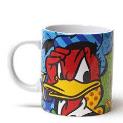 Donald sur un mug.