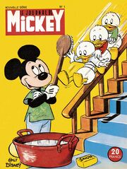 Le Journal de Mickey n°1