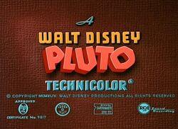 Pluto série