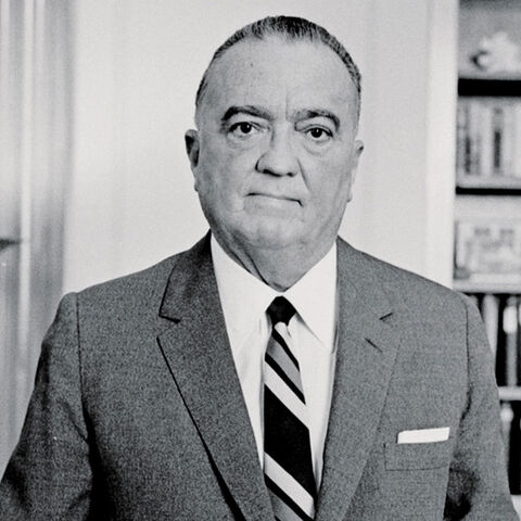 J. Edgar Hoover en 1961.