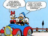 Mathilde (tante de Daisy Duck)