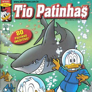 Couverture du magazine brésilien <i><a class=
