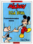 Album Dargaud Mickey 4