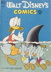 Walt Disney's Comics and Stories n°143